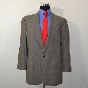 Giorgio Armani 42R Sport Coat Blazer Suit Jacket G
